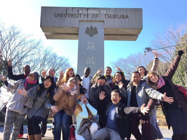 Kegiatan Teacher Training di Universitas Tsukuba